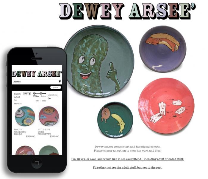 Dewey Arseé