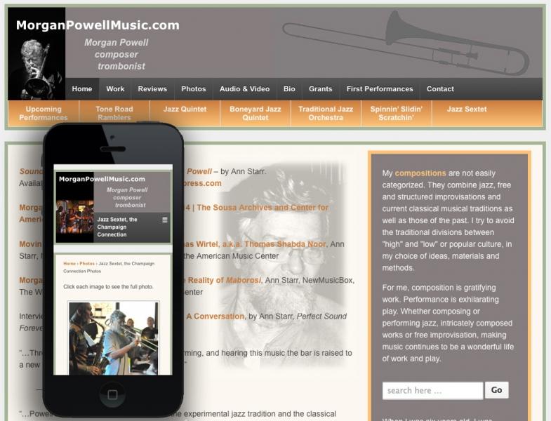 Morgan Powell Music